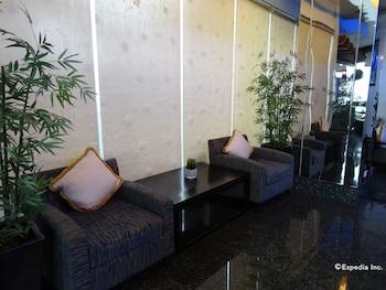 Blueberry Tourist Hotel Davao Lobby Sitting Area