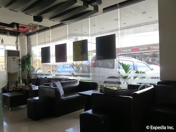 The Metropolis Suites Davao Lobby Sitting Area