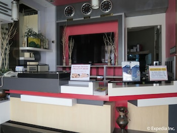 The Metropolis Suites Davao Reception