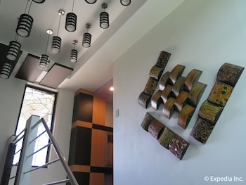 The Metropolis Suites Davao Staircase