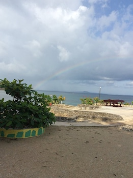 Flying Fish Resort Camotes View from Hotel