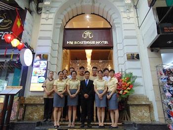 Hanoi HM Boutique Hotel - Hotel Front  - #0