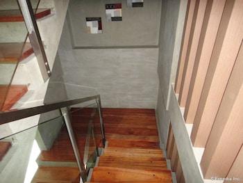 Prestigio Hotel Apartments Cebu Staircase