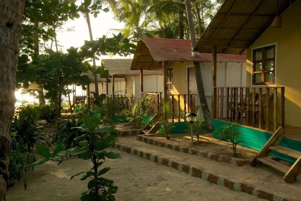 Sea Front Patnem Beach Huts