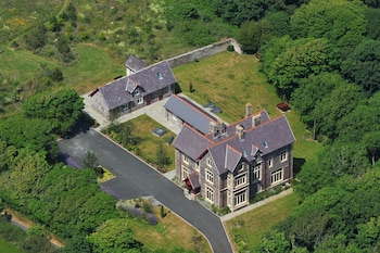 Penrhiw Hotel - Aerial View  - #0