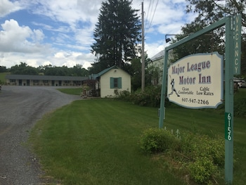 Major League Motor Inn in Fly Creek, New York