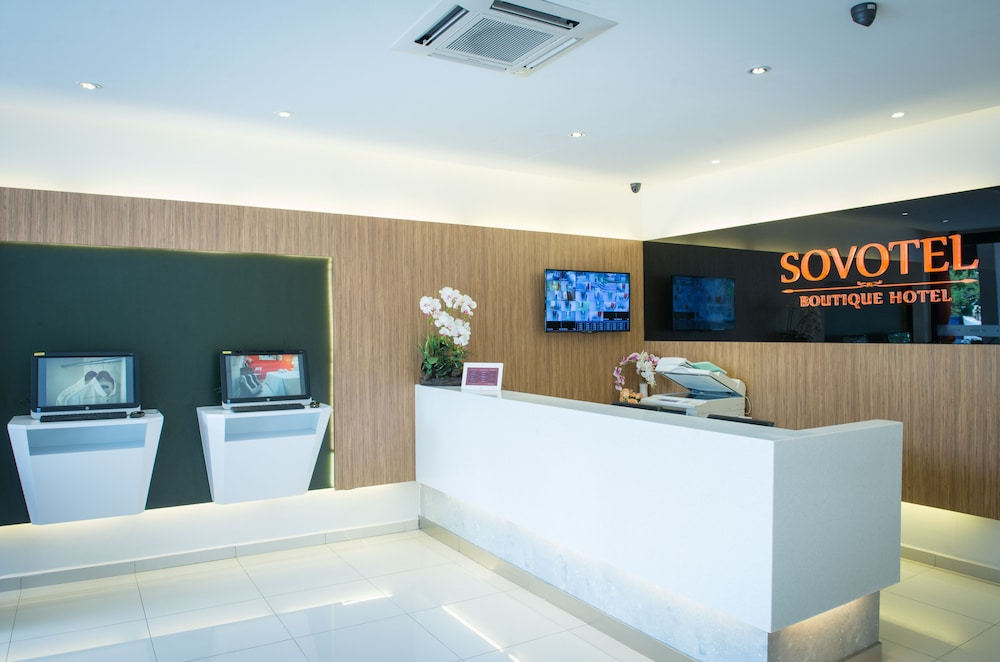 Sovotel Boutique Hotel at Uptown 36