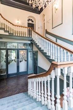 Hallgarth Manor Hotel - Staircase  - #0