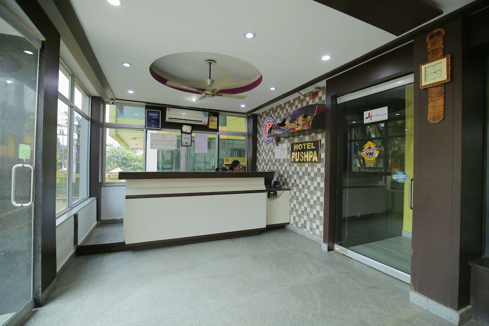 Hotel Pushpa - Berries Group of Hotels