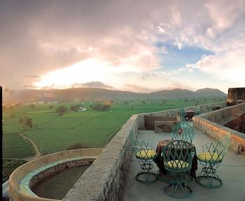 Neemrana's - Hill Fort - Kesroli - Mountain View  - #0