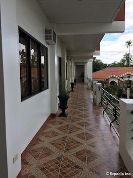 A Family Apartelle Bohol Hallway