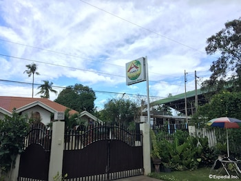 A Family Apartelle Bohol Hotel Front
