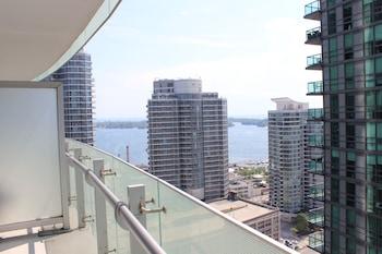 The Corporate Suites - Ice Condos - Balcony  - #0