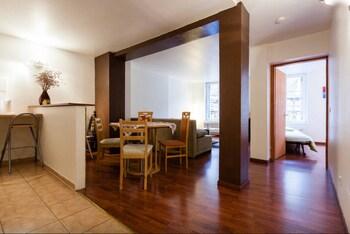 tarifs reservation hotels Appartement Nuée Bleue