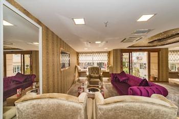 Grand Pamir Hotel - Lobby Sitting Area  - #0