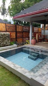 Balai Sa Baibai Camiguin Terrace/Patio