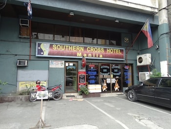 The Southern Cross Hotel Manila Hotel Front