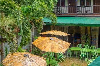 Remari Tourist Inn Puerto Princesa Courtyard
