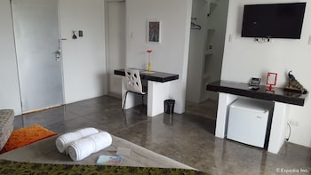 Paboreal Boutique Hotel Palawan Living Area