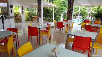 Paboreal Boutique Hotel Palawan Breakfast Area