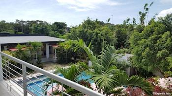 Paboreal Boutique Hotel Palawan Balcony