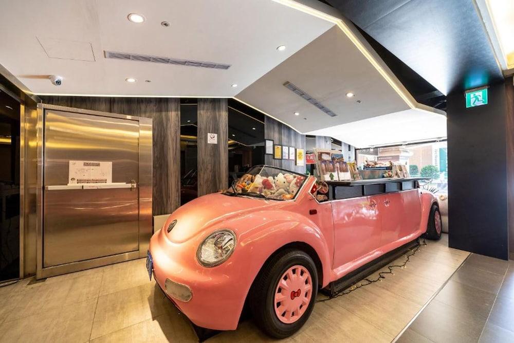 Ximen Hedo Hotel Kaifeng,Taipei
