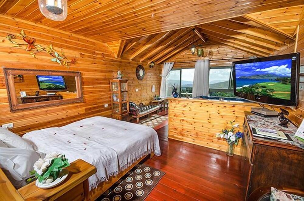 View in Amirim - Cabins and Spa Dalia