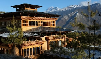Naksel Boutique Hotel & Spa in Paro