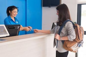 Hop Inn Lampang - Check-in/Check-out Kiosk  - #0
