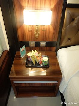 Central Park Tower Resort Angeles In-Room Amenity