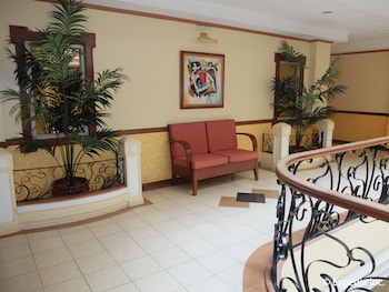 Pacific Breeze Hotel Angeles Hotel Interior