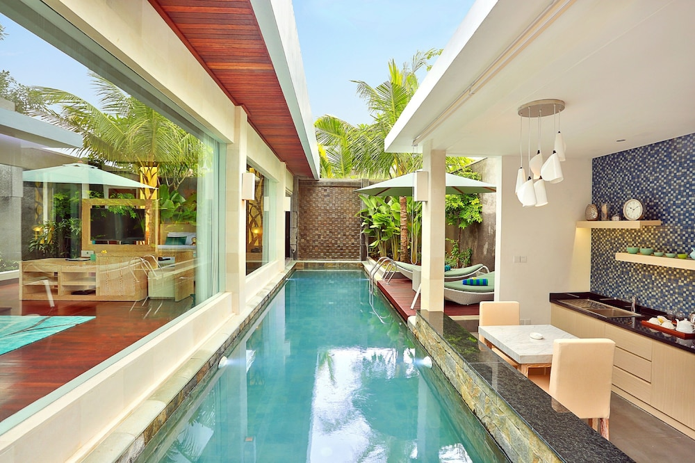The Leaf Jimbaran Bali Luxurious Villa Retreat