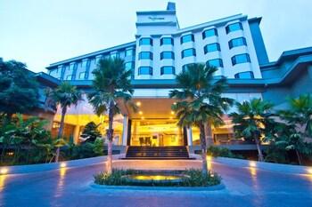 The Grand Riverside Hotel Phitsanulok - Hotel Front - Evening/Night  - #0