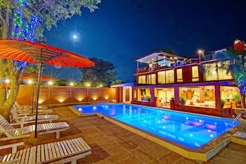 蒲甘雅達娜本飯店