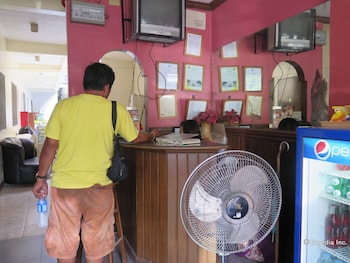 San Jose Pension Cebu Reception