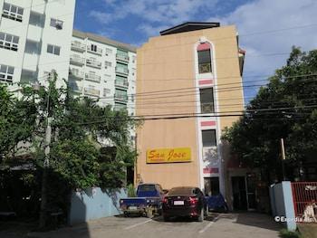 San Jose Pension Cebu Exterior