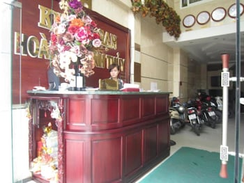 Hoang Thanh Thuy Hotel 1 - Reception  - #0