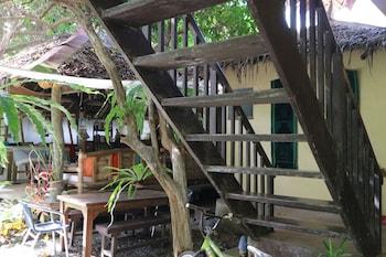 Blue Bayou Bungalows Boracay Staircase