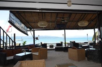 Peace And Love Resort Palawan Terrace/Patio