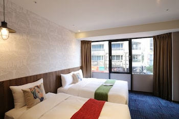 ARK Hotel-Chang'an Fuxing - Guestroom View  - #0