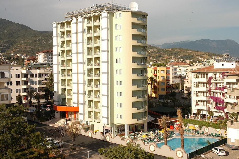 Okan Tower Apart Hotel
