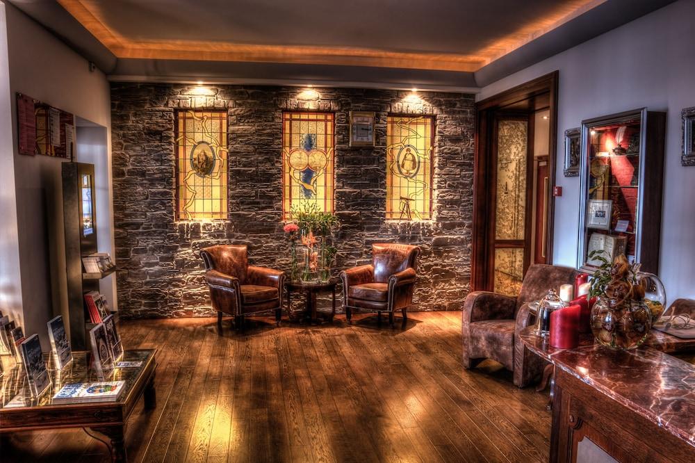Le Baron Tavernier Hôtel Restaurants Spa