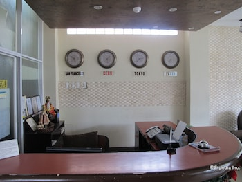 New Era Pension Inn Cebu Reception
