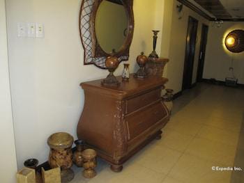 New Era Pension Inn Cebu Interior Detail