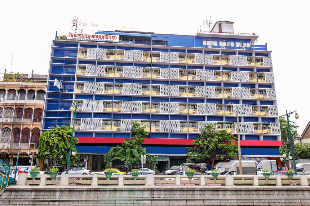 OYO 140 The Krungkasem Srikrung Hotel