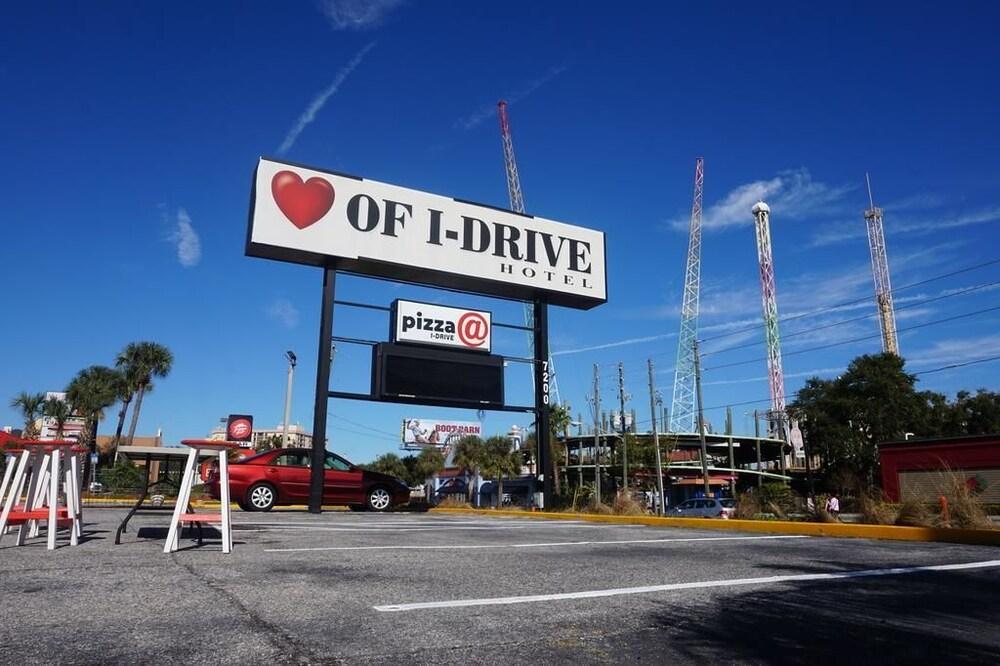 Heart of I-Drive near Universal Orlando