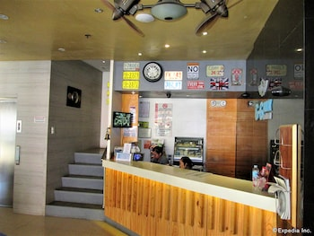 G-Galyx Innhotel Misamis Oriental Reception