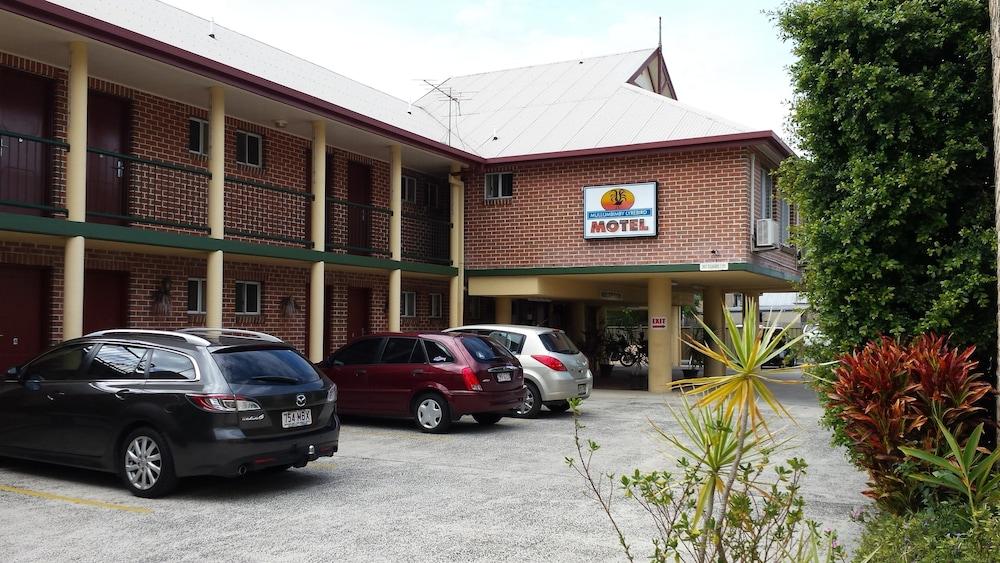 The Mullum Motel
