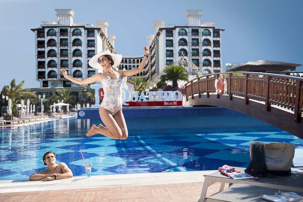 Quattro Beach Spa & Resort - All Inclusive