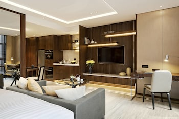 The Fairway Place, Xi'an - Marriott Executive Apartments